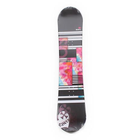 SIONYX スノーボード板 SIO-SB56005X PNK スノースノーボード板 (Lady's)