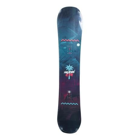 サロモン(SALOMON) 2017-2018 OH YEAH 399240 レディース ボード板 スノーボード板 (Lady's)