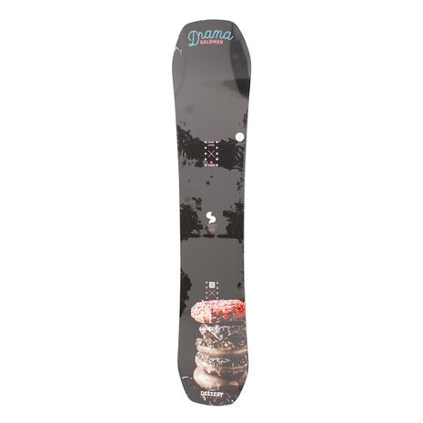 サロモン(SALOMON) 2018-2019 DRAMA L40525400 レディース スノーボード板 (Lady's)