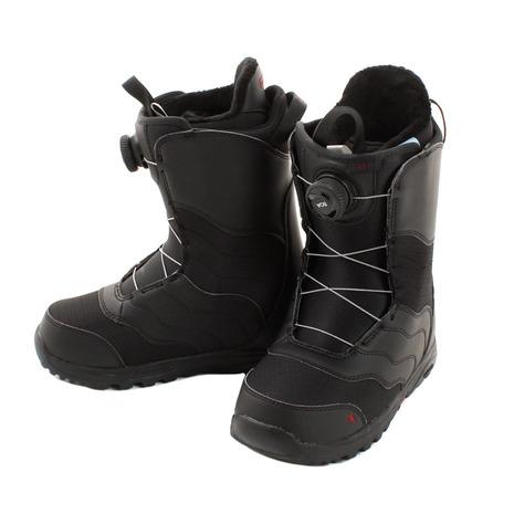 バートン(BURTON) MINT BOA スノーボードブーツ BLACK 13177104001 レディース (Lady's)