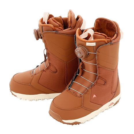 バートン(BURTON) LIMELIGHT BOA WIDE SNOWBOARD BOOT 215351 00200 (Lady's)