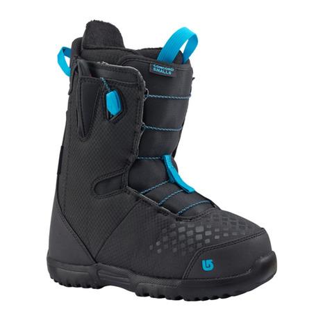バートン(BURTON) 2017-2018 CONCORD SMALLS BLACK/BLUE 18 11672104011 ジュニア スノーボード ブーツ (Jr)