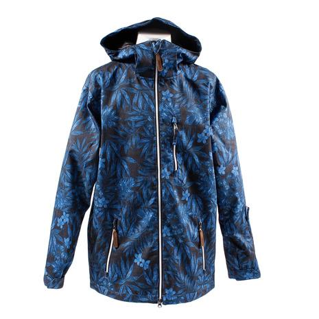 エアボーン(ARBN) TIEDYEBOTANICAL ジャケット ABJ7101 NAVY スノーボードウェア メンズ (Men's)