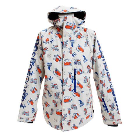 ディーシー・シュー(DC SHOE) RIPLEY ジャケット 19SNEDYTJ03072PRM6 スノーボードウェア メンズ (Men's)