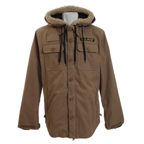 VESP ジャケット VPMJ18-01TAN スノーボードウェア メンズ (Men's)