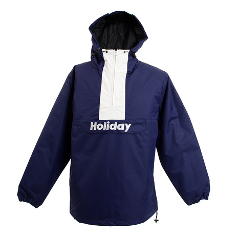 HOLIDAY(HOLIDAY) STANDARD プルオーバージャケット NAVY (Men's)