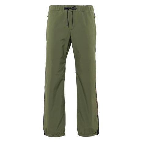 686(686) 特典付き 【早期予約・12月中旬発送予定】【特別割引】 WATERPROOF TRACK パンツ M0WCST05 SURPLUS GREEN (Men's)