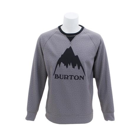 バートン(BURTON) クラウン ボンデッド クルー スェットシャツ 164651 04021 (Men's)