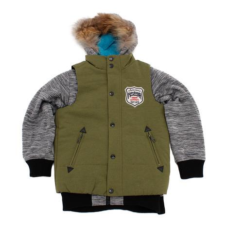 レセーダ ジュニア スキーウェア ベスト付きジャケット REJ78503 006338 (Jr)