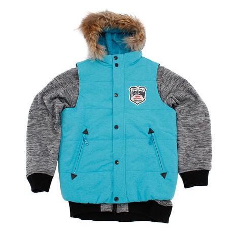 レセーダ ジュニア スキーウェア ベスト付きジャケット REJ78503 006576 (Jr)