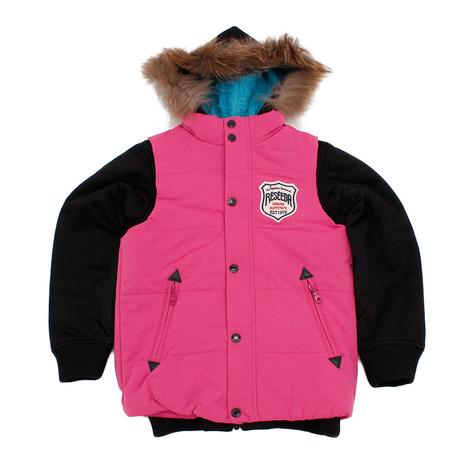 レセーダ ジュニア スキーウェア ベスト付きジャケット REJ78503 009956 (Jr)