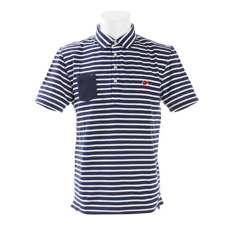 エディットオブキウィ(edit of KIWI) ゴルフウェア メンズ サーフボーダーポロシャツ 91EK5SP05100M-C079 (Men's)