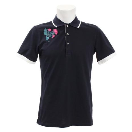セントアンドリュース(ST.ANDREWS) ゴルフウェア メンズ 鹿の子ポロシャツ 042-9160651-120 (Men's)