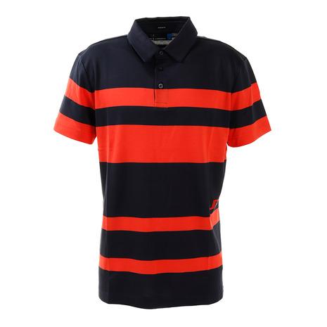 Jリンドバーグ(J.LINDEBERG) ゴルフウエア メンズ Malte Reg Fit-Club 半袖ポロシャツ 071-22341-098 (Men's)