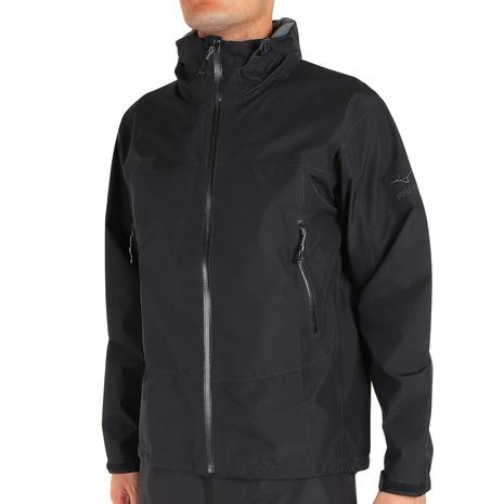 ミズノ(MIZUNO) 【ミズノ限定】レインウェア ゴアテックス 防水 ジャケット メンズ GOREジャケット B2JE9W1009 レインコート (Men's)