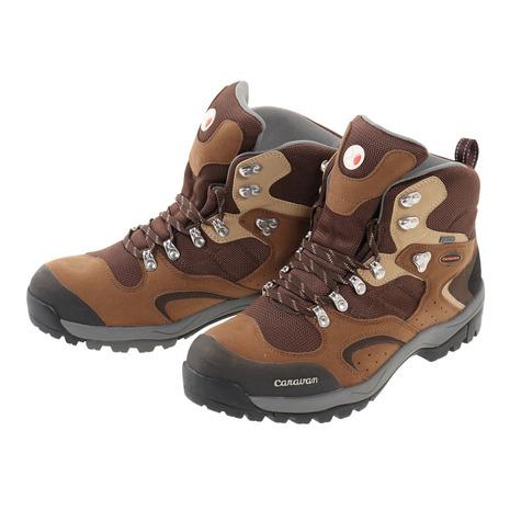 キャラバン(Caravan) トレッキングシューズ メンズ 登山靴 C1_02S 0010106-440 ブラウン (Men's)