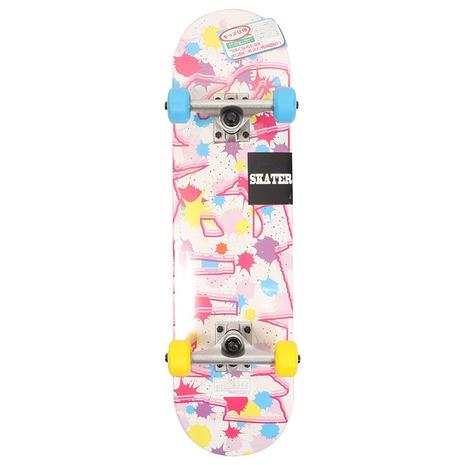 【今注目のおすすめ商品】スケータースケートボード キッズ コンプリートセット SB4025