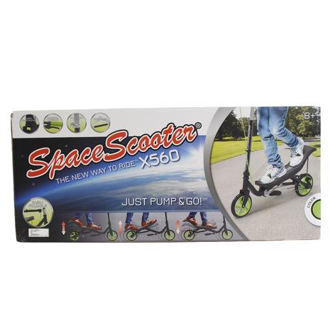 スペース スクーター(Space Scooter) スペース スクーター X560 BLK GRN (Men's、Lady's、Jr)