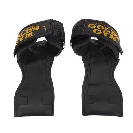 【5/25 0:00-23:59 5のつく日エントリーで5倍~】 ゴールドジム(GOLD'S GYM) フィットネス用品 トレーニング用具 パワーグリッププロ G3710 (Men's、Lady's、Jr)