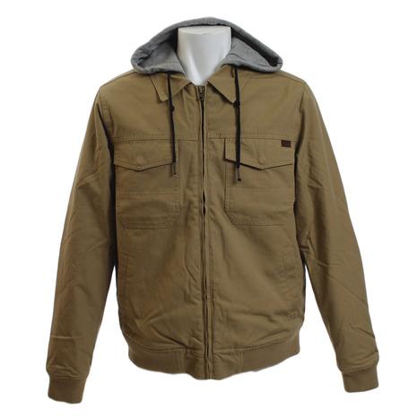 ビラボン(BILLABONG) BARLOW TWILL ジャケット AI012753 GMU オンライン価格 (Men's)