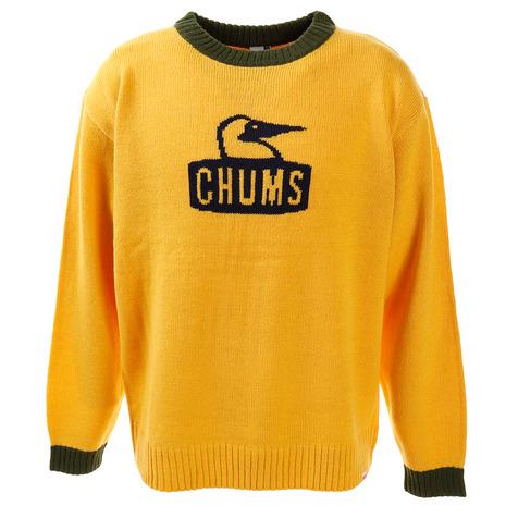 チャムス(CHUMS) Cyclone ニットクルートップ セーター CH02-1120-Y001 (Men's)