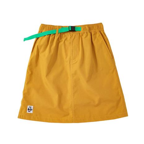 チャムス CHUMS 捧呈 プランジ CH18-1166-Y002 大規模セール レディース スカート
