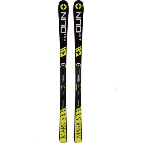 オーリン(OLIN) 【オンラインストア限定SALE】【訳あり大処分特価】スキー板ビンディング付 16 MARK-S+SLR10M 301ON6ZU1026 (Men's)