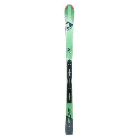 フィッシャー(FISCHER) スキー板ビンディング付属 RC ONE 73 A09419/T40219 (Men's)