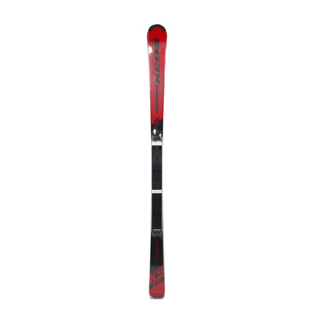 オガサカ(OGASAKA) スキー板ビンディング付属 KS-GP/RD +FL585 (Men's)