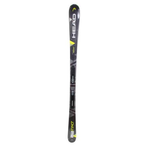 ヘッド(HEAD) スキー板ビンディング付 18 PRIMAL INSTINCT BK + SLR9 311157/114063 (Men's)