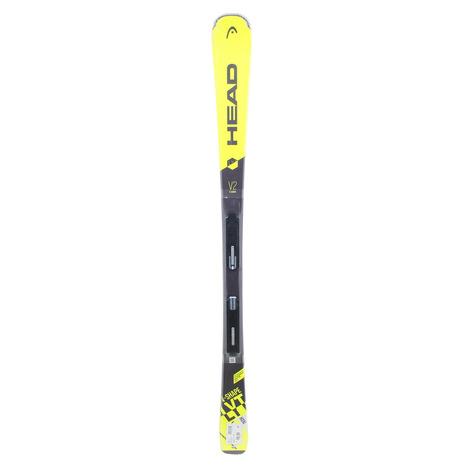ヘッド(HEAD) スキー板ビンディング付 19 V2 + SLR9 YW 315338 (Men's)
