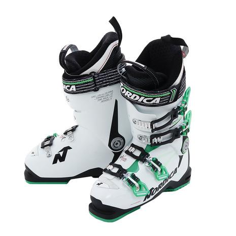 NORDICA スキーブーツ 18 SPEEDMACHINE 110 BK/WH 050H3000Q04 (Men's)
