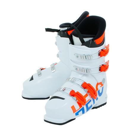 ロシニョール(ROSSIGNOL) RBG5050 HERO J4WHITE 子供スキーブーツ (Jr)