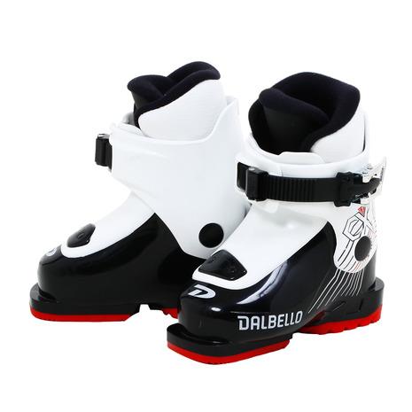 DALBELLO ジュニア スキーブーツ DCX1J7-BW CX1 BLK (Jr)