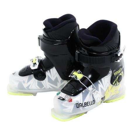DALBELLO ジュニア スキーブーツ MENACE 2.0 DME2J7-TB (Jr)