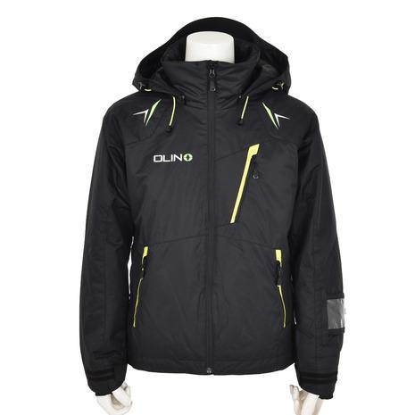 オーリン(OLIN) HXP CRUST SL JKT クラストエスエルジャケット スキーウエア ジャケット 313ON7OY1141 BLK ブラック (Men's)