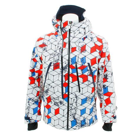 ミズノ(MIZUNO) スキーウェア フリースキー ジャケット Z2ME8340 80 (Men's)