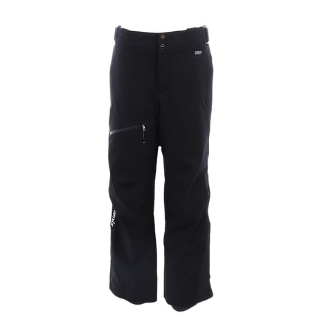 フェニックス(PHENIX) TEAM FULL ZIPPED PANTS PF972OB04 BK スキーウェア パン (Men's)
