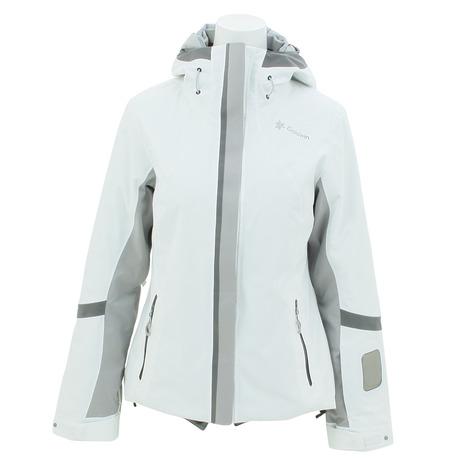 ゴールドウィン(GOLDWIN) アイリス ジャケット GL11857P-W スキーウェア レディース (Lady's)