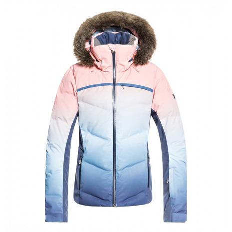 ロキシー(ROXY) スノーストーム プリントジャケット 19SN ERJTJ03193 BGB4 スノーボードウェア スキーウェア レディース (Lady's)