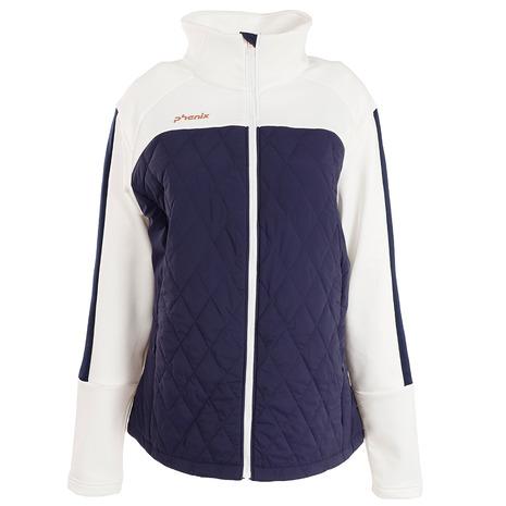 フェニックス(PHENIX) Zao Fleece Jacket PS982KT60 WT (Lady's)