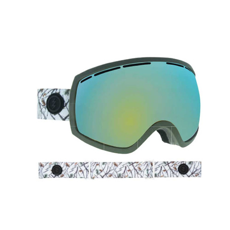 ELECTRIC EG2 カントリー 19EG2C GGLC ゴーグル スキー スノーボード (Men's)