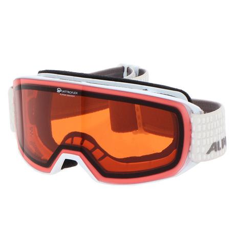 vicrktnp5 アルピナ ALPINA スキー 使い勝手の良い ゴーグル QHM 最新号掲載アイテム NAKISKA A7279011 メンズ スノーゴーグル