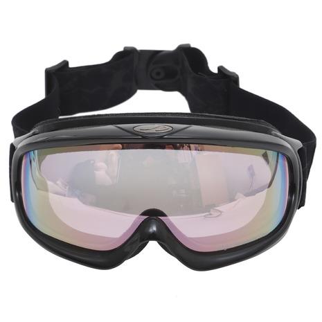 アックス(AXE) 大型メガネ使用可 ゴーグル AX 888-WPK BK (Men's)