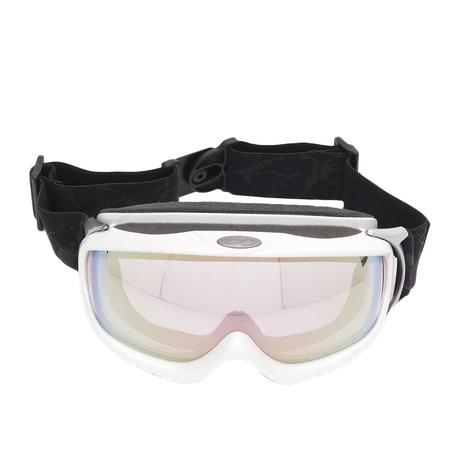 アックス(AXE) 大型メガネ使用可 スノーゴーグル AX 888-WPK WT (Men's)