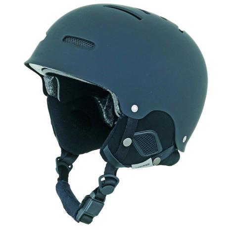 スワンズ(SWANS) HSF-200 サイズ L メンズ ヘッドギア スノーヘルメット MBK ブラック (Men's、Lady's)