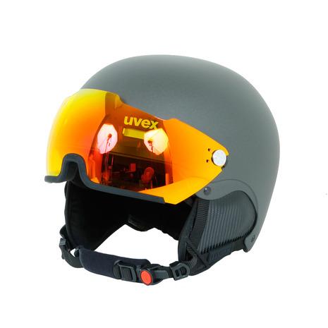 ウベックス(UVEX) hlmt 500 (Men's) visor GUN 566213 56 スノーヘルメット hlmt 500 (Men's), トータルフットウェア HIGH&LOW:816bb0df --- sunward.msk.ru