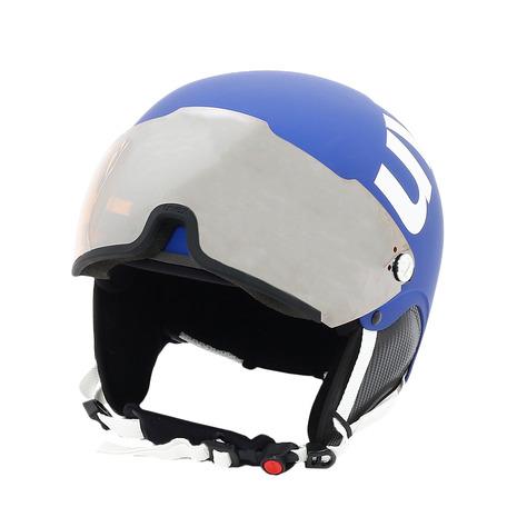 ウベックス(UVEX) スキーヘルメット HLMT 500 VISOR BL 566213 40 (Men's)