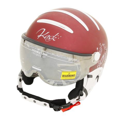 カスク(KASK) エリートレディ カシミヤローズ SHE00050.233 ヘルメット スキー スノーボード (Men's)