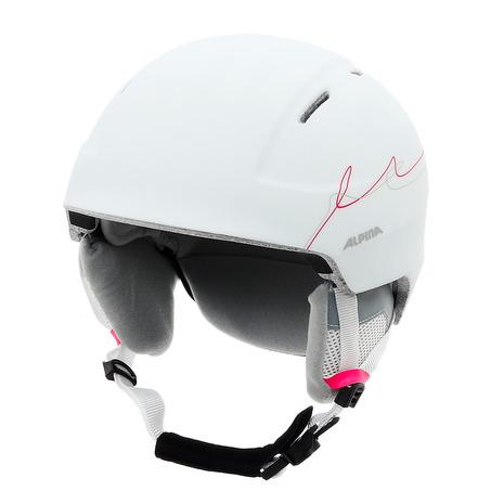 アルピナ(ALPINA) スノーヘルメット CHUTE WTP A9098 212 (Lady's)
